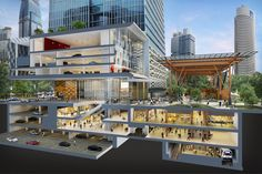 Gallery of The SOM-Designed Tanjong Pagar Centre will soon be Singapore's Tallest Tower - 2