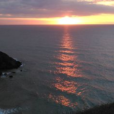 ...Maravillosa puesta de sol... #mapetiteprincesse #holidays #family #familyfun #cantabria #puestadesol #love #summer #atardeceresmagicos #cantabria  #playadesantajusta