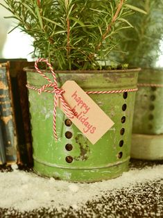 15 Vintage-Inspired Handmade Christmas Gift Ideas | Easy Crafts and Homemade Decorating & Gift Ideas | HGTV