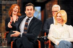 'Mad Men' Go 'Inside the Actors Studio' and More Exclusive First Looks!