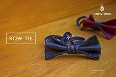 Bow Tie - Blue Color