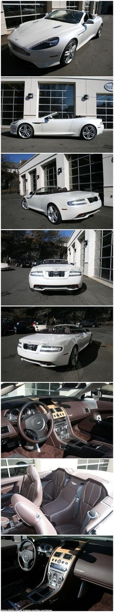 Aston Martin Virage: Aston Martin Virage Volante >> Available in Cote d'Azur and Paris!