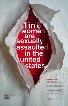 1 in 6 women...