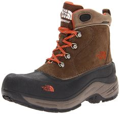 The North Face Chilkats Lace-Up Insulated Boot (Toddler/Little Kid/Big Kid) ** Check this awesome image  : Girl's boots