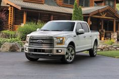 Ford F-150 Limited : le pick-up en version luxe