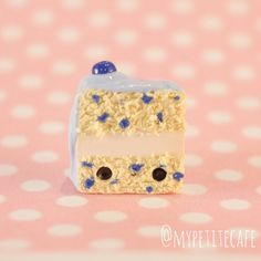 #kawaii #cake #slice