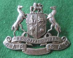 Very Rare, Vintage and Original South African Railways Cap Badge