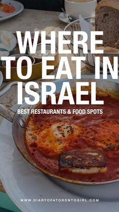 Tel Aviv is the vegan capital of the world, but the city's got delicious eats for everyone. Here are the best restaurants and food spots to visit in Israel! Great Desserts, Great Recipes, Food Spot, Middle Eastern Recipes, Arabic Food, Tel Aviv, Dinner Menu, Restaurant Recipes, Travel Advice