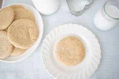 AIP Sugar Cookies made from Tigernut flour that will literally rock your world. I haven't had a cookie this good since I started eating Paleo!