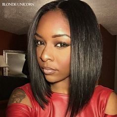 77.35$  Buy here - http://aliq0z.worldwells.pw/go.php?t=32720239329 - BLONDE UNICORN Glueless Full Lace Human Hair Wigs For Black Women Brazilian Virgin Hair Straight Hair Human Hair Lace Front Wig