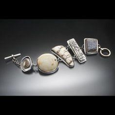 Linked Bracelet by Nancy Blair in Colorado.
