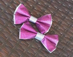 diy home sweet home: Hair Bows Using Duck Brand® Craft Tapes in Glitter