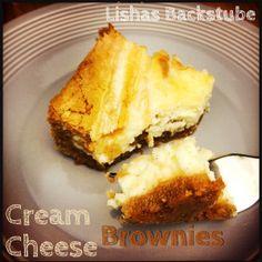 Cream Cheese Brownies  #creamcheesebrownies #creamcheese #frischkäse #brownie #brownies #rohrohrzucker #zucker #vanille #vanillemark #rezept #food #foodblog #foodblogger #blog #blogger #backstubenadventskalender #adventskalender #kuchen #frischkäsebrownies #schokolade #schoko #chocolate #lishasbackstube