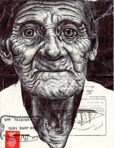 Mark Powell #maslindo Art around the world : http://www.maslindo.com
