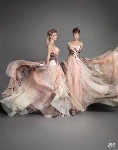 BLANKA MATRAGI GOWNS   Coco 的美術館: 世界頂級禮服設計師Blanka Matragi