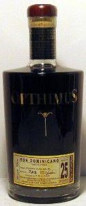 Opthimus Premium Rum 25 Year Old, Dominican Republic