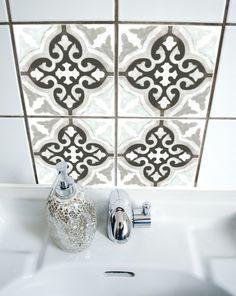 kuhles fliesenaufkleber badezimmer katalog pic und cefbdcddede moroccan tiles wall decal