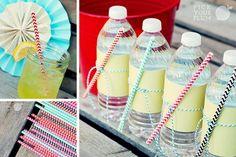 chevron straws from PYP