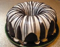 Chocolate Pound Cake Recipe (Pastry Chef Online), batter made with half & half and sour cream