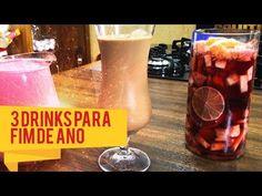 3 RECEITAS DE DRINKS PARA NATAL E ANO NOVO – Caderno de Receitas