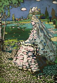 Vassily Kandinsky - The Bride