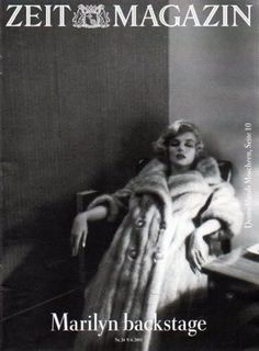 Marilyn Monroe in MINK Fur