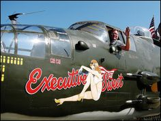 "war noise art WWII | side of this warbird has the ""original WWII"" nose art of the WWII ..."
