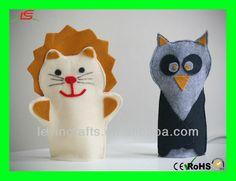 le d116 super lindo gato de fieltro y la lechuza de marionetas animales set-imagen-Títeres/Marionetas-Identificación del producto:463252797-spanish.alibaba.com