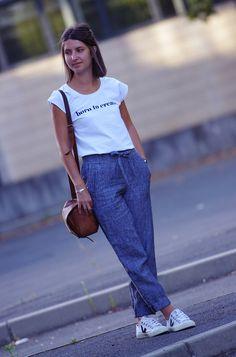 Short Court, Diy Vetement, Lookbook, Facon, Jogging, Mom Jeans, Shorts, Pants, Style