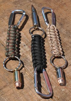 Bullet Keychains by First Shot Jewelry.  Most by FirstShotJewelry, $12.00