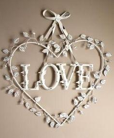 heart wall decor |