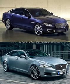 2016 #Jaguar #XJ vs 2014 #Jaguar #XJ – Old vs New -
