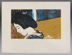 Image result for japanese prints framed