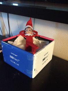 Elf on the shelf read aloud book