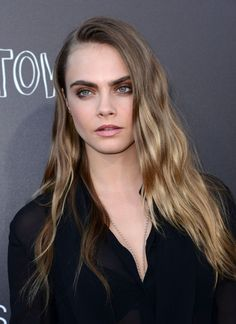Cara Delevingne attends the special Q&A and live concert for her latest film Paper Towns at YouTube Space LA on Friday (July 17) in Los Angeles.