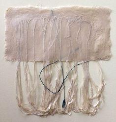 Yuko Kimura - Prints and Collages Rice Paper, Paper Paper, Sewing Art, Book Making, Art Techniques, Paper Texture, Art Oil, Textile Art, Fiber Art