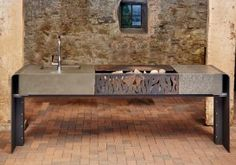 Outdoorküche Deko Uñas : 37 best rheingrün living outdoor küchen images on pinterest bakken