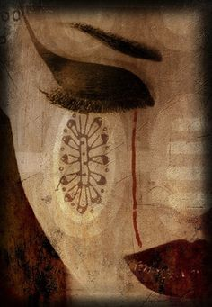 Painter: Luis Gabriel Pacheco Savage Rose The Earth And The Sky Lyrics: I was born with so much longing And aaaa of hope became my song Like all the world's . Wow Art, Art Graphique, Dark Art, Amazing Art, Art Photography, Illustration Art, Art Gallery, Digital Art, Photos
