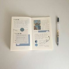Bullet Journal Writing, Bullet Journal Notebook, Bullet Journal Aesthetic, Bullet Journal Spread, Bullet Journal Inspo, My Journal, Art Journal Pages, Art Journals, Bujo