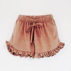 Short Buffalo #suede  Bow & Arrow Tribal Outfit #littlegirls