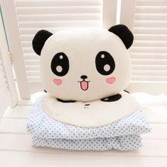 kawaii panda pillow and plush | Kawaii Items | Pinterest | KAWAII! ❤ ❤ ❤ | Pinterest