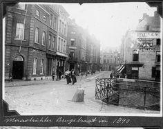 Maastrichter Brugstraat 1890.