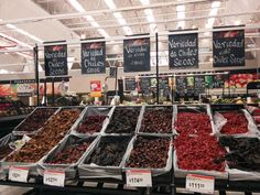 chiles at the grocery store