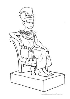 Egipto para niños -materiales- Ancient Egypt Activities, Well Trained Mind, Adult Coloring Pages, Ancient History, Arts And Crafts, Museum, Artwork, Image, Coloring Stuff