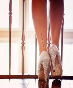 Behind leg..                                                                                                                                                                                 More