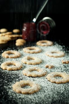Christmas Cookies : Spiced Linzer Cookies