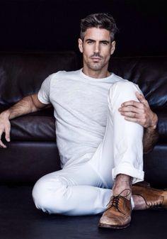 silverfoxmen:Trey Griley, model