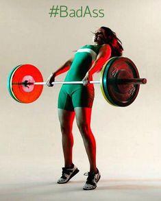 Not just for men!! #Fitness