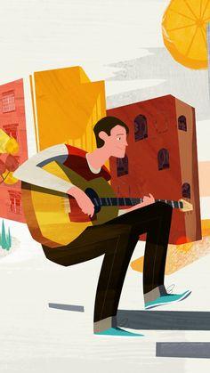 GUD - Joshua Harvey - Direction, Design, Animation