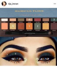 Makeup Eye Looks, Eye Makeup Tips, Makeup Goals, Skin Makeup, Eyeshadow Makeup, Makeup Inspo, Makeup Inspiration, Beauty Makeup, Eyeshadows